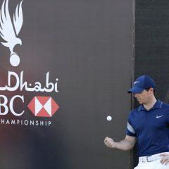 McIlroy chce sokolí trofej. Usilovat o ni bude v Abu Dhabi