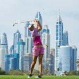 Spilková v Dubaji, 3. kolo: Špatný začátek vedl ke kolu nad par