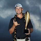 Kizzire vyhrál na Havaji druhý turnaj sezony. V play-off udolal Hahna
