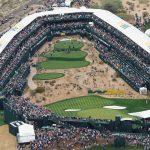 KOLOSEUM ve Phoenixu? To je nejdivočejší golfová PARTY na světě