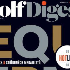 NOVÉ ČÍSLO magazínu GOLF DIGEST C&S v prodeji od čtvrtka 8. BŘEZNA