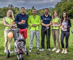42 kilometrů nebo 42 jamek. Letošní Golf Marathon hostí Kaskáda
